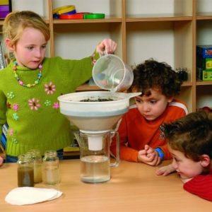 apprentissage-experientiel-montessori-environnement