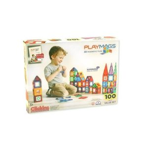 playmags-coffret-100-pièces-construction-magnetique-stem