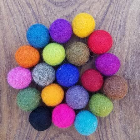 Boule de laine