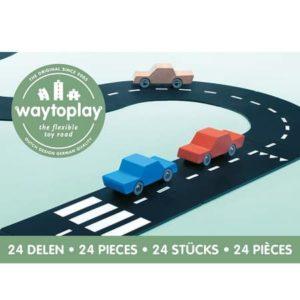 circuit-voiture-waytoplay-24-pieces-highway-jeu-libre