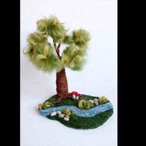 laine-feutrée-cardée-merinos-mini-mondes