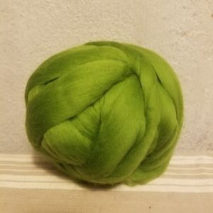 laine-merinos-peignée-extrafin-vert-242