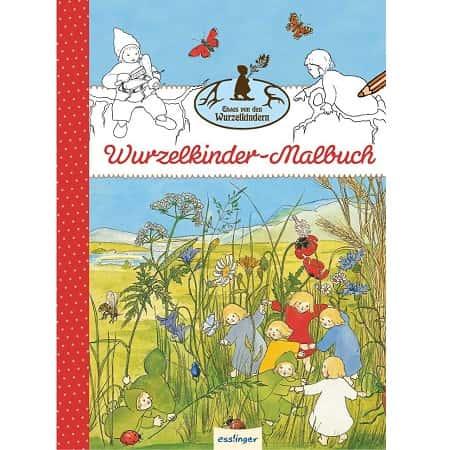 Cahier De Coloriage D Inspiration Waldorf Au Son Des Grillons