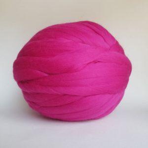 laine-merinos-ruabn-peigné-rose-215