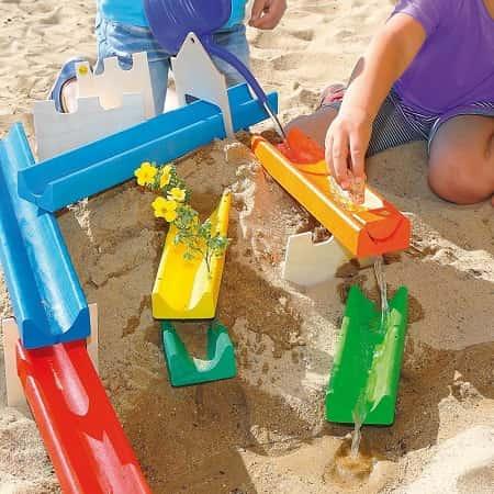 rampe-bille-jeu-sable-eau-steam