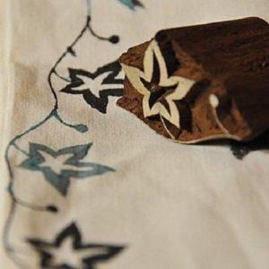 tampon-blockwallah-artisanal-étoile-feuille