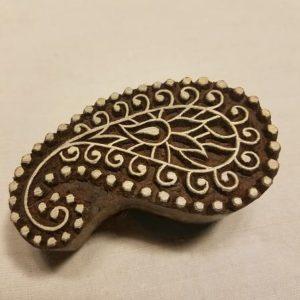 tampon-artisanal-bois-paisley
