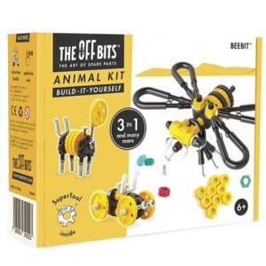 Offbit-jeu-de-construction-abeille-jaune-kit