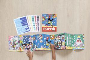 gommettes-activité-enfant-poppik-art-moderne-maternelle
