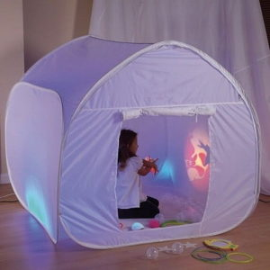 tente-sensorielle-enfant-projection-snoezelen