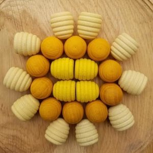 grapat-mandala-nid-abeille-loose-part-bois-enfant-reggio-montessori-jouer