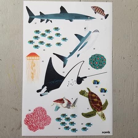 poppik-ocean-loisirs creatifs- activité manuelle - stickers - gommettes-maternelle