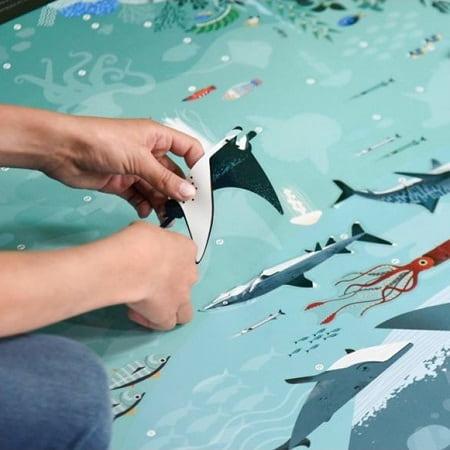 poppik-ocean-loisirs creatifs- activité manuelle - stickers-poster
