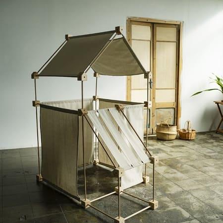 trigonos-cabane-enfant-family-coton-bio-nature-construction-bois