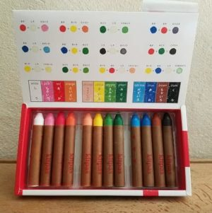 kitpas-12-crayon-cire-ecologique-ecru-art-dessin-montessori