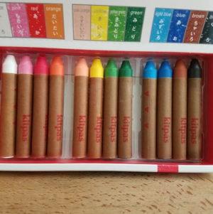 kitpas-12-crayon-cire-ecologique-ecru-art-dessin-maternelle