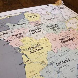 carte-emile-en-ville-affiche-scolaire-vintage-carte-geogaphie-france-ief