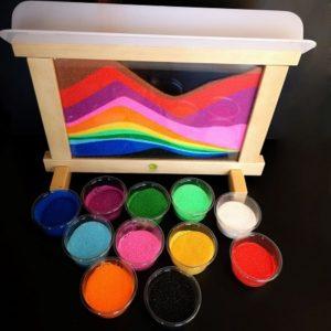 fenetre-creative-art-therapie-enfant-maternelle-sable-coloré-2