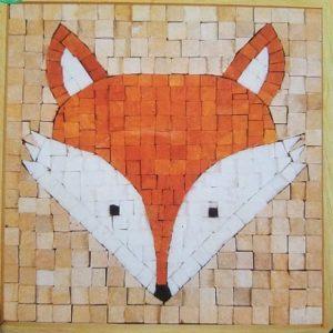mosaicbox-renard-bricolage-enfant-activité-manuelle