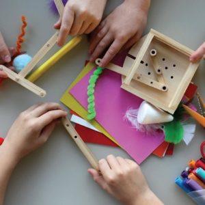 kit-automate-diy-enfant-bricolage-jouet-en-bois-stem-education-linkage