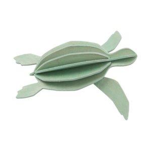 lovi-décoration-bois-nature-tortue-menthe-mer-enfant