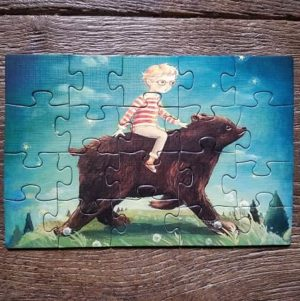 puzzle-enfant-new-york-compagnie-dream-world-bear-dreamer-20-pièces-ours