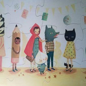 puzzle-enfant-new-york-compagnie-dream-world-costume-party-24-pieces-jouer