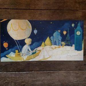 puzzle-enfant-new-york-compagnie-dream-world-waldorf-dream-traveller-80-pièces