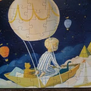 puzzle-enfant-new-york-compagnie-waldorf-dream-traveller-80-pièces