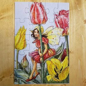 puzzle-flower-fairies-new-york-compagny-tulipe