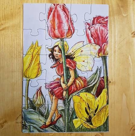 puzzle-flower-fairies-new-york-compagny-tulipe