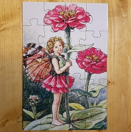 puzzle-flower-fairies-new-york-compagny-zinnia