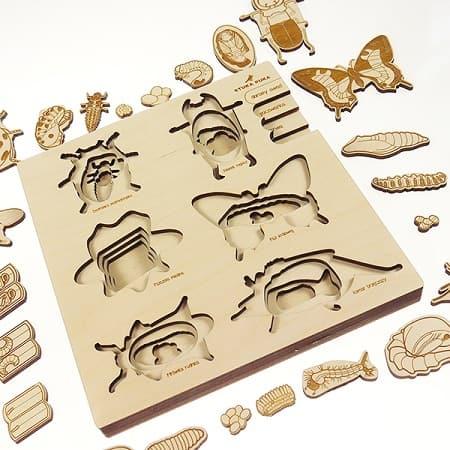 stukapuka-puzzle-insectes -apprentissages-ief-jouer
