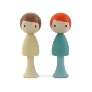 clicques-figurine-poupée-en-bois-jouer-max-emil