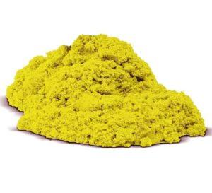 sable-kinetic-enfant-jouer-sensoriel-pate-a-modeler-jaune