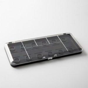 palette-plastique-aquarelle-12-pastilles-pearlcolors-30mm