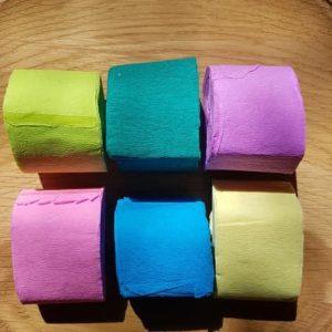 ruban-papier-crépon-diy-enfant-pastels