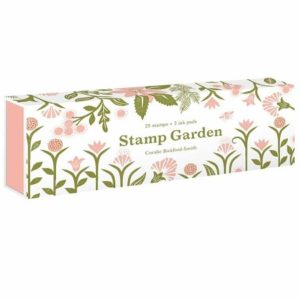 tampon-enfant-bois-jardin-fleurs-garden-stamps- princeton-architectural-press