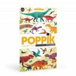poster-geant-stickers-dinosaures-poppik-gommettes-activité-enfant