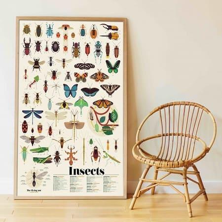 poster-geant-stickers-insectes-poppik-gommettes-activité-enfant-decoration