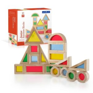 blocs-sensoriels-arc-en-ciel-guidecraft-bébé-jouet