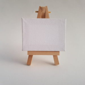 mini-chassis-toile-et-chevalet-peintre-bois-peinture-mini-monde-poupée