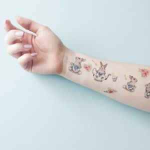 tatouage-tatoo-enfant-paperself-lapin
