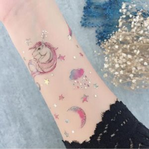 tatouage-tatoo-enfant-paperself-licorne