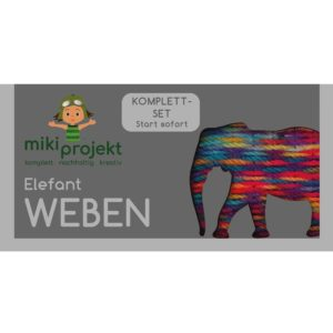 mikiprojekt-kit-tissage-enfant-elephant