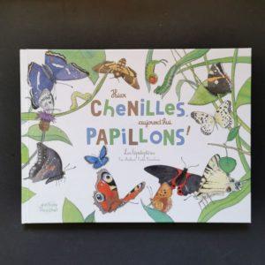 hier-chenille-aujourd'hui-papillon-coll-ohe-la-science-litterature-jeunesse