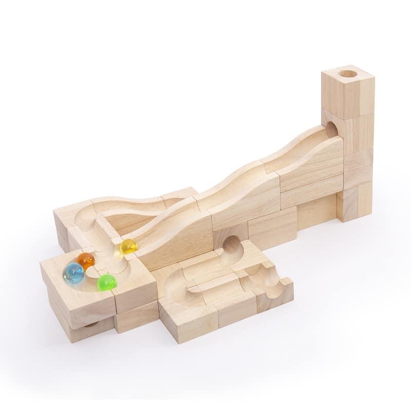 blocs-en-bois-circuit-de-bille