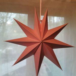 etoile-en-papier-suspension-decoration-rico-design-rose