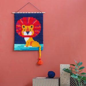 kit-broderie-enfant-sozo-arc-lion
