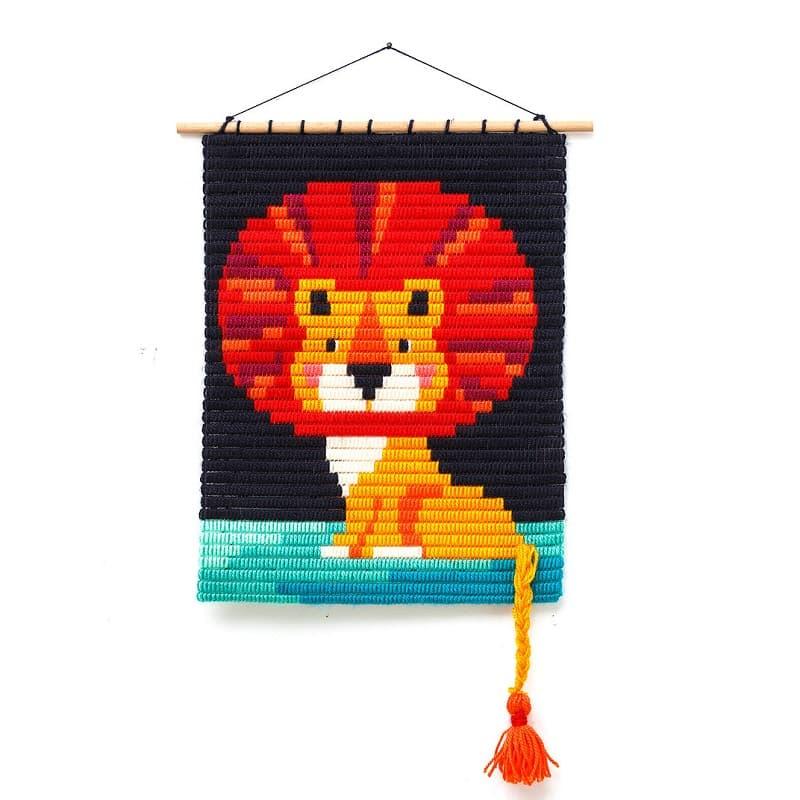 kit-broderie-enfant-sozo-diy-lion